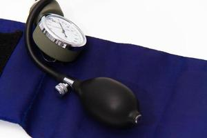 bloeddrukmeter medische apparatuur foto
