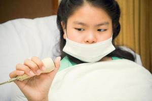 pediatrische patiënten foto