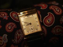 man's horloge foto
