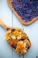 homeopathische geneeskunde. foto