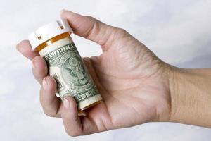 kosten van de gezondheidszorg foto