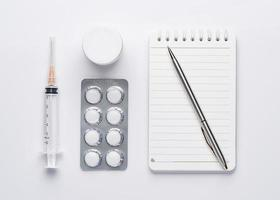 gezondheidszorg concept foto