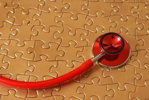genetwerkte gezondheidszorg foto