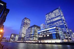 wolkenkrabber kantoor, bedrijfsgebouw in London City, Engeland, Verenigd Koninkrijk foto