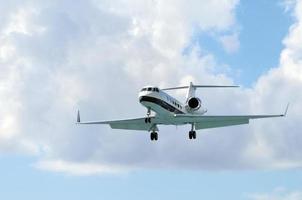 privé / zakelijk / zakelijk vliegtuig foto