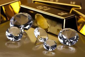diamant en goud foto