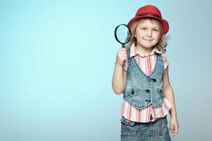 kleine detective foto