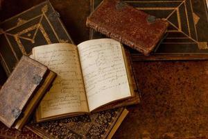 boekhoudkundig notitieboek foto