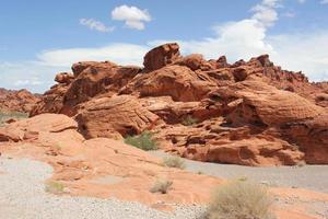 Mojave woestijn foto