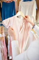 elegante blouse foto