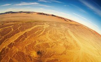namib woestijn foto