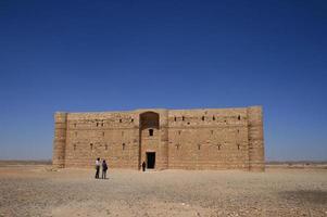 woestijn kasteel foto