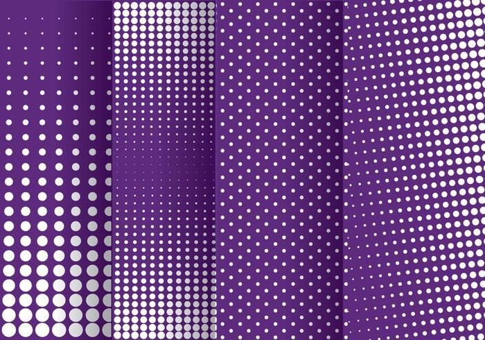 Puntpatroon vector