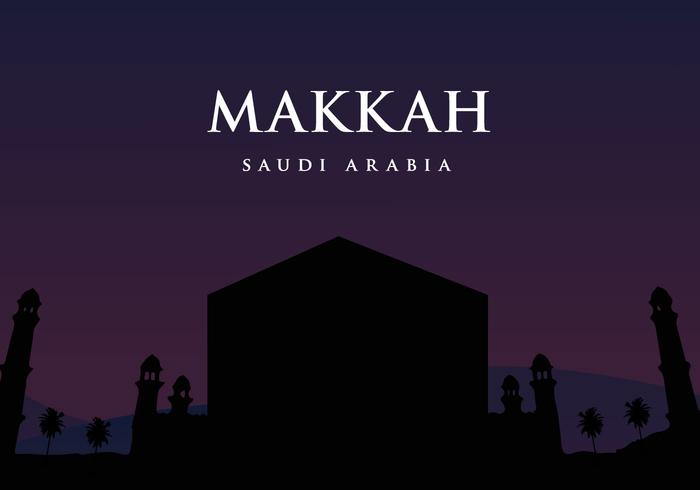 Makkah vector