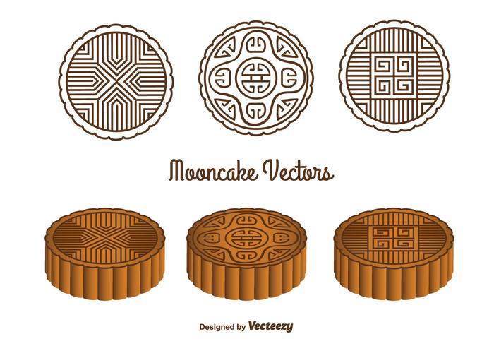 Maancake Vectoren