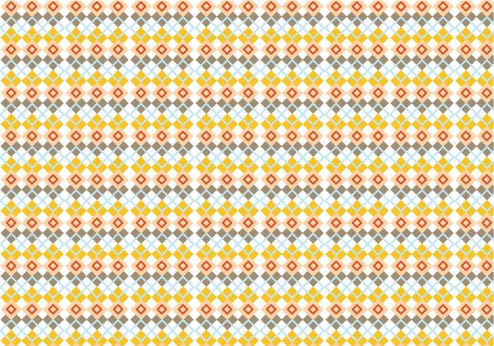 Interlocking diamant achtergrond vector