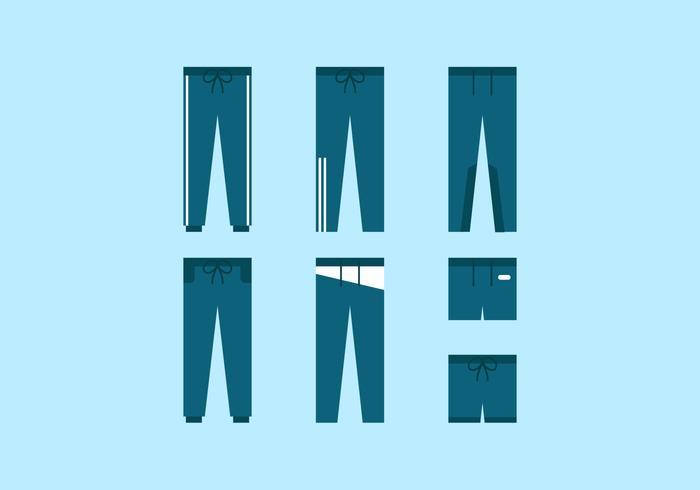 Vector sweatpants