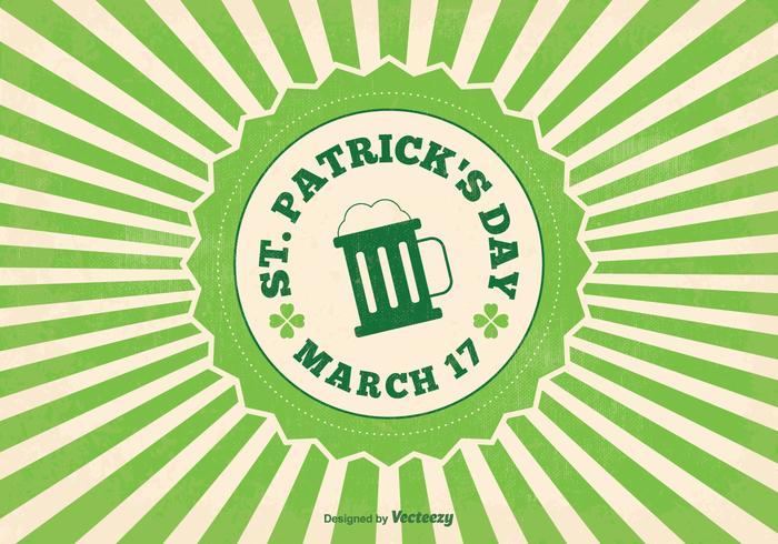 St Patrick's Day Vector Illustratie