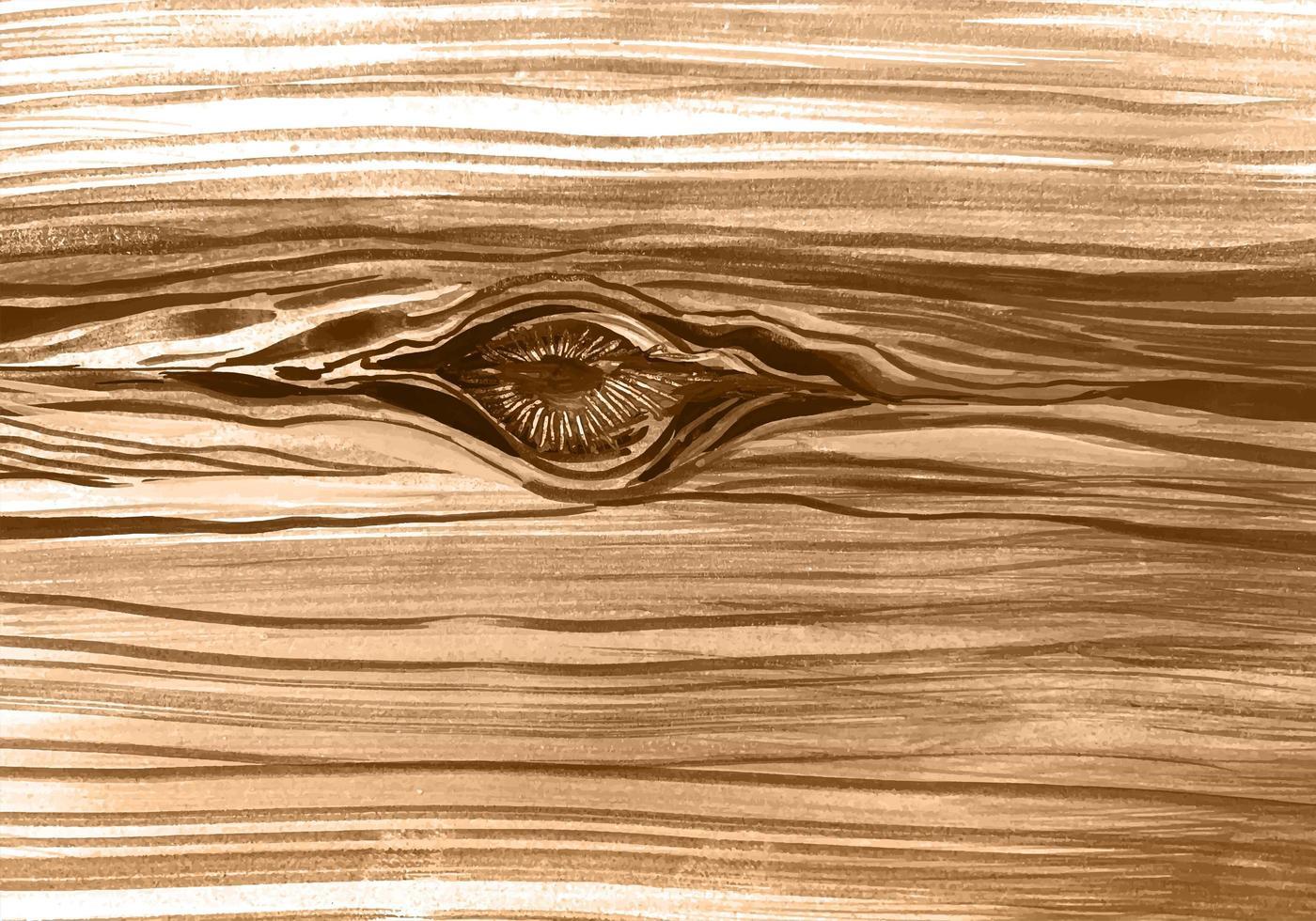 abstracte lichtbruine houten knooptextuur vector