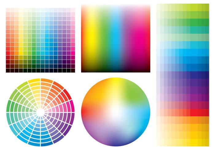 Kleurmonsters vector