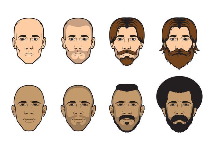 Hair Grow Vector illustratie