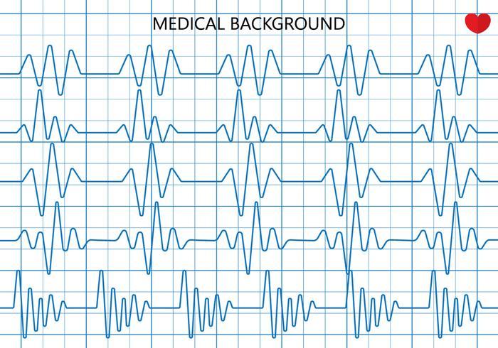 Medische Achtergrond vector
