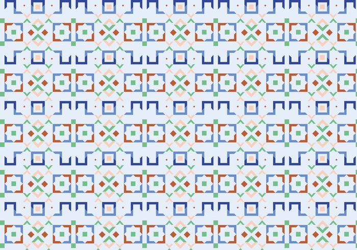 Tiling Geometrisch Patroon vector