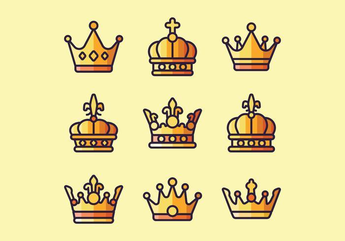 Kroon Logo Vectoren