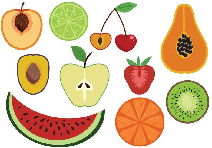 Gratis Fruit Vectors