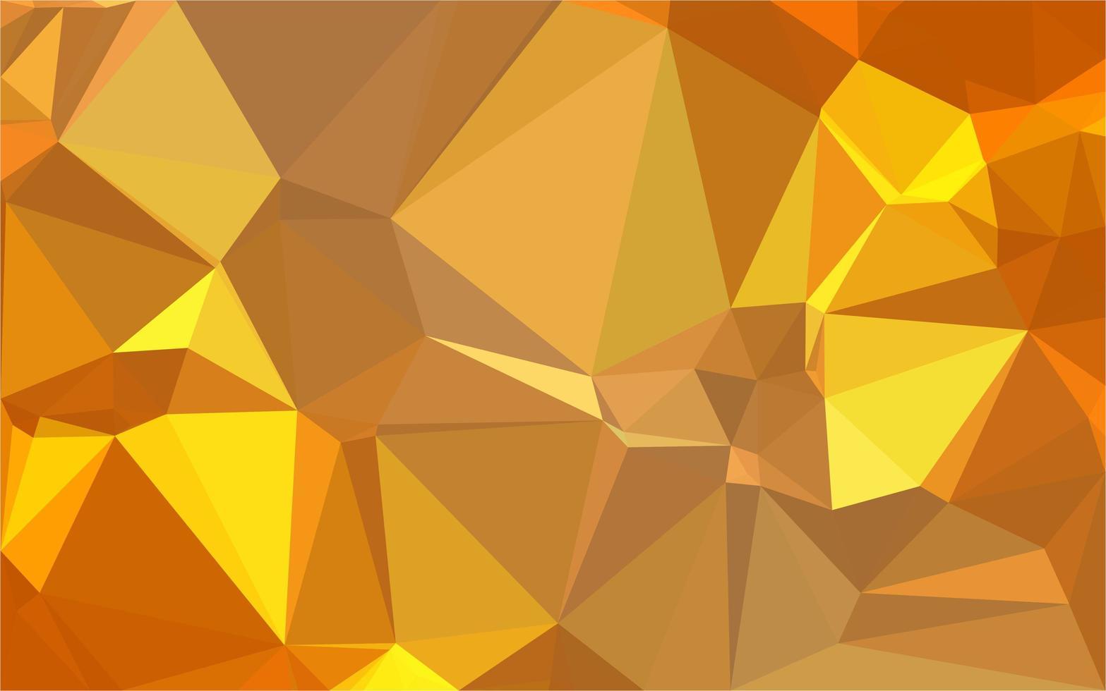 gele abstracte achtergrond vector