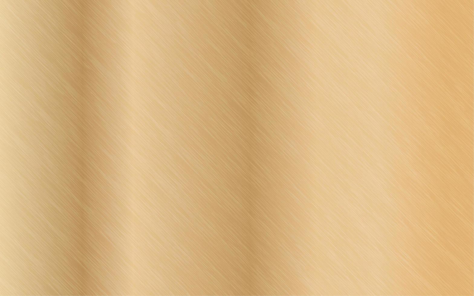 gouden metalen textuur vector