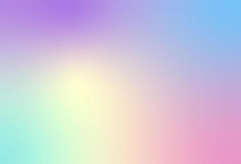 kleurrijke holografische verloop achtergrond vector