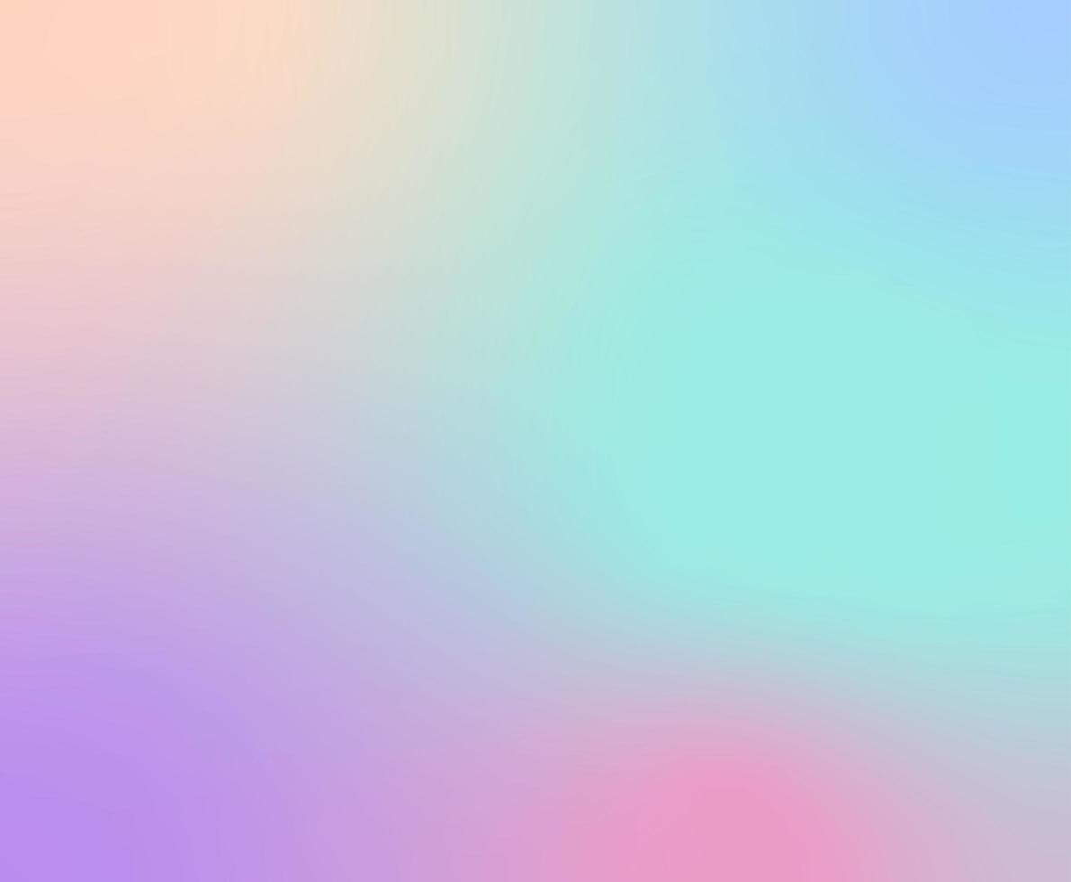kleurrijke holografische gradiënt vector