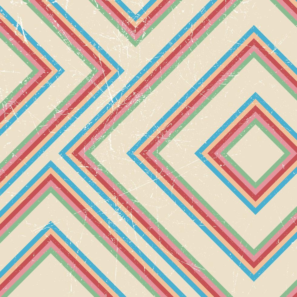 vintage grunge retro abstract ontwerp vector