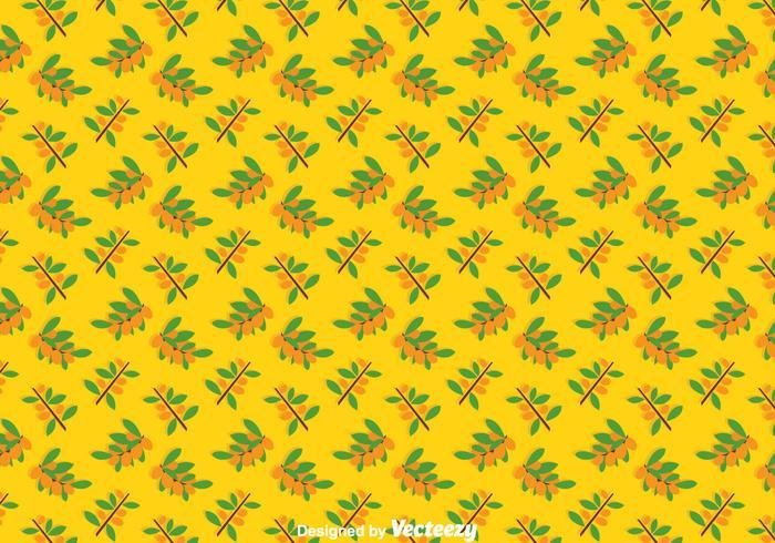 Argan Naadloze Patroon Achtergrond vector