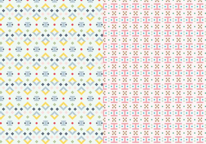 Motief Abstract Patroon vector
