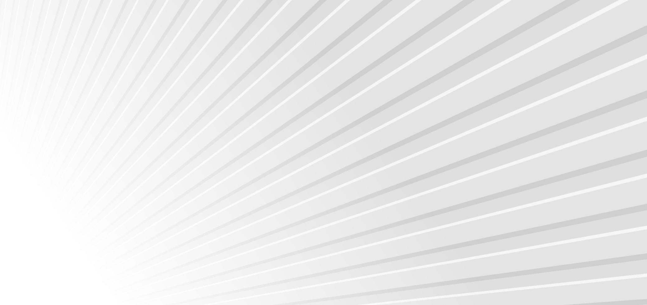 abstracte witte diagonale vorm met futuristische achtergrond vector