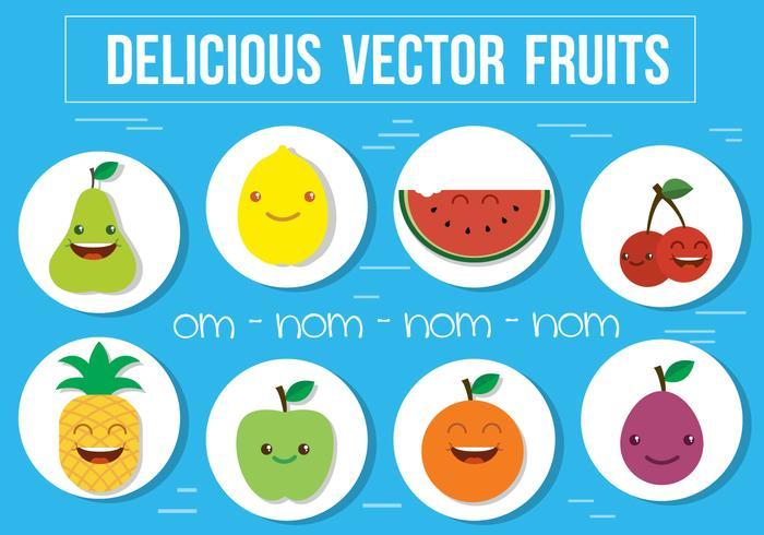 Gratis Food Vector Illustratie