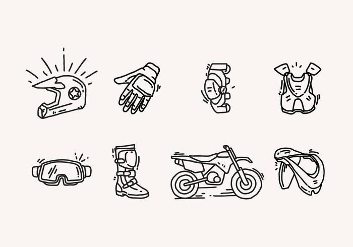 Vuil fiets icoon vector