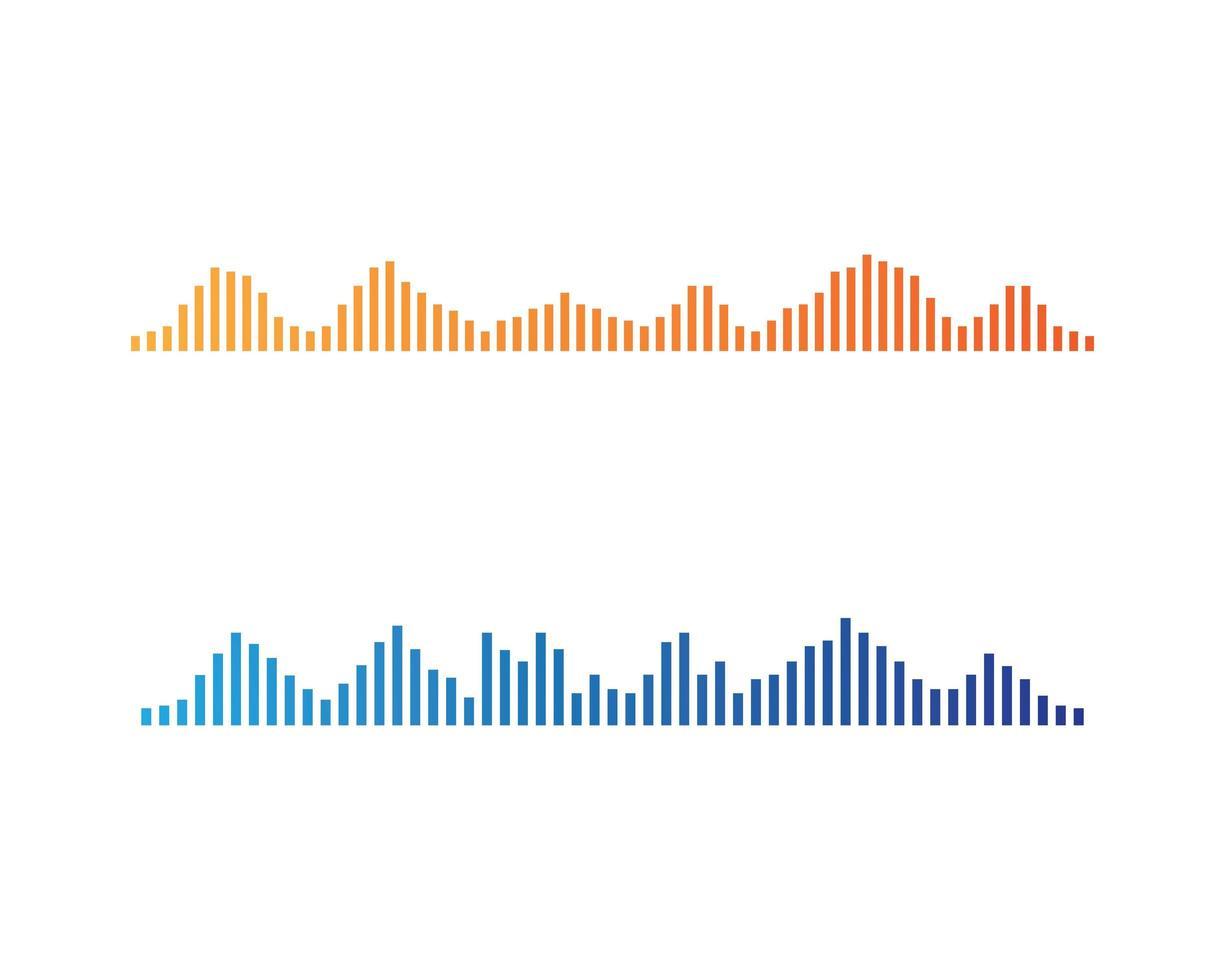 geluidsgolf logo vector