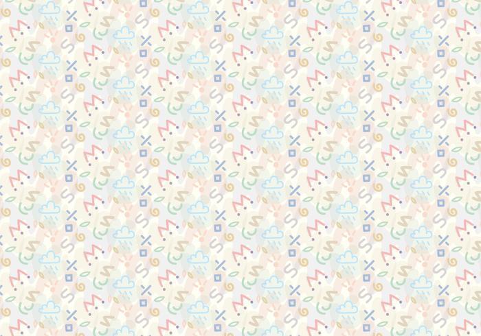 Transparantie Abstract Patroon vector