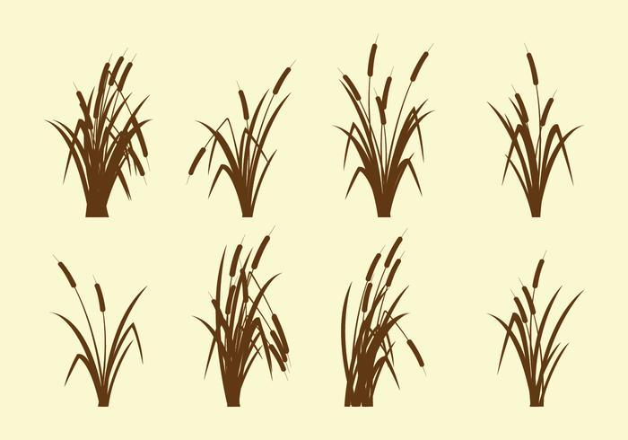 Rieten Pictogrammen vector