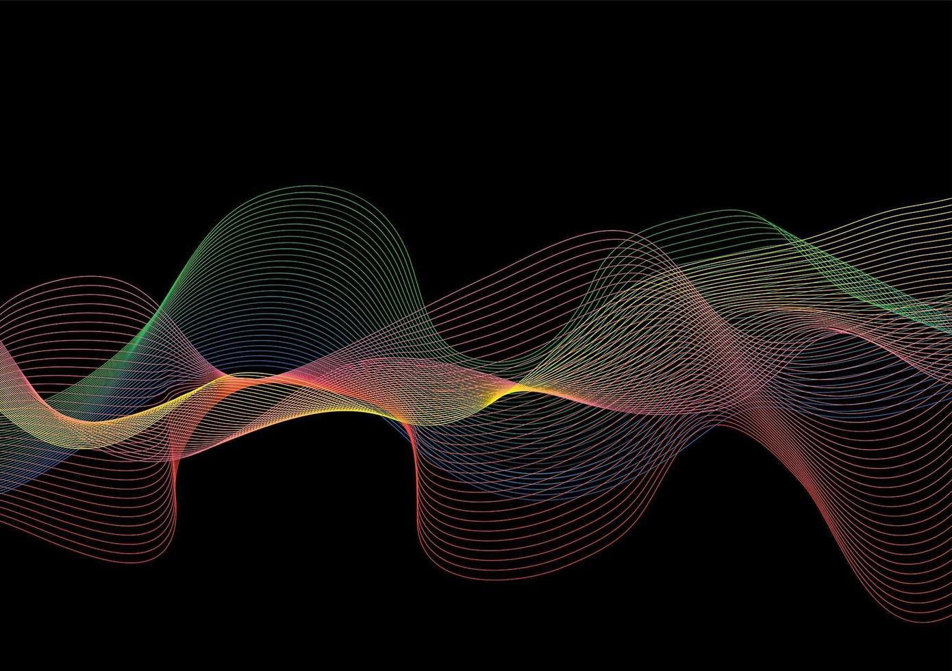 abstracte moderne achtergrond vector