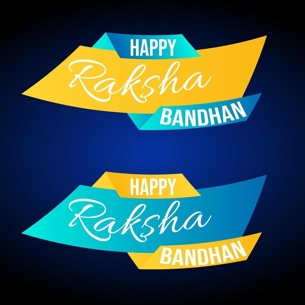 raksha bandhan grootste verkoopbanner vector