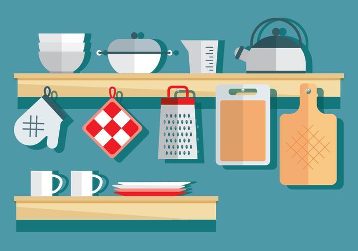 Cookware Vector Items