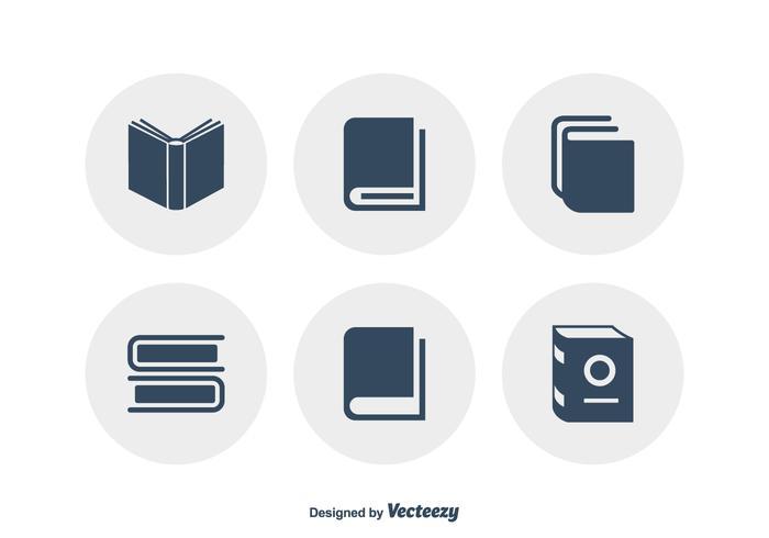 Gratis Vector Book Icons