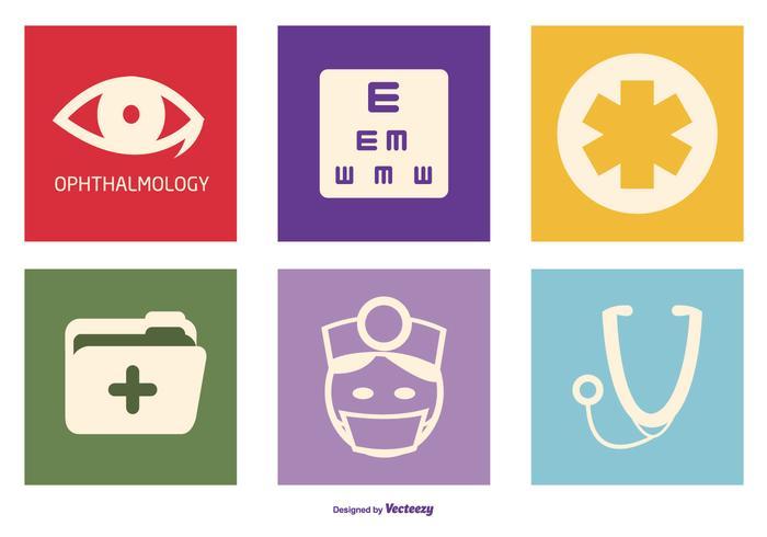 Collection Optometrie Vector Icon