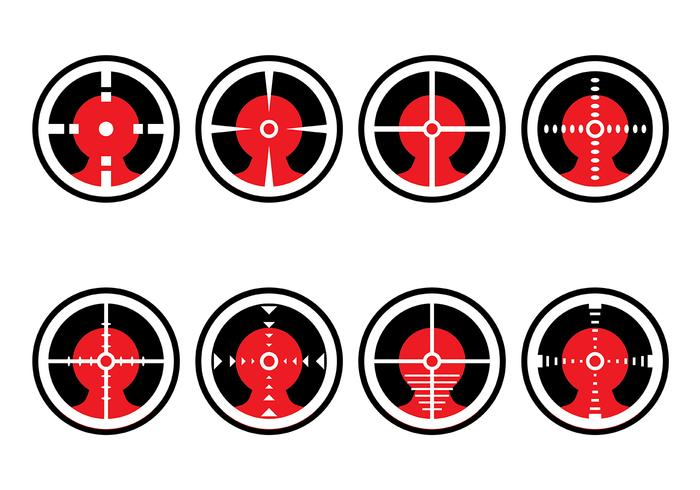 Headshot Vector Icon