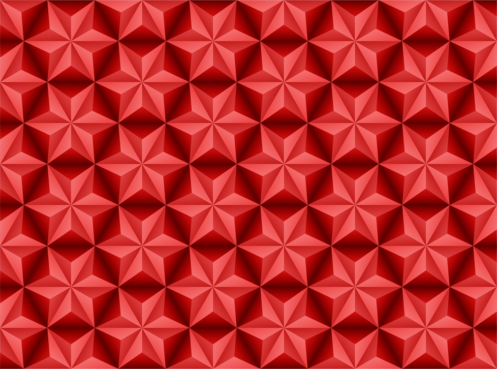 rode sterren achtergrond vector