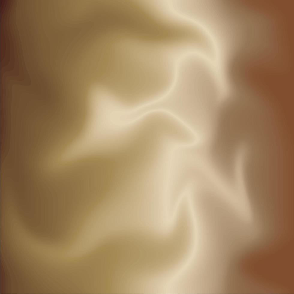 brons wervelend abstract metaalverloop vector